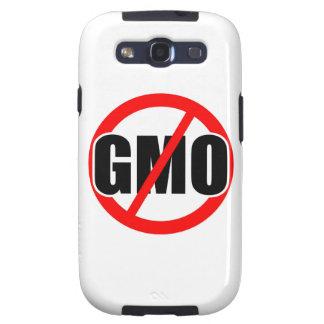 NO GMO - organic/mansanto/activism/protest/farming Samsung Galaxy S3 Case