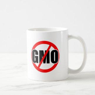 NO GMO - organic mansanto activism protest farming Mug