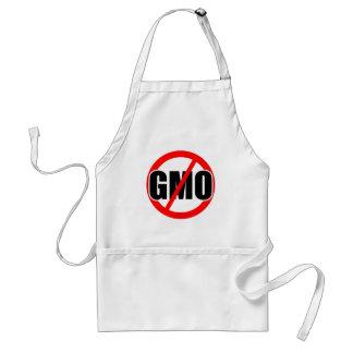 NO GMO - organic/mansanto/activism/protest/farming Standard Apron