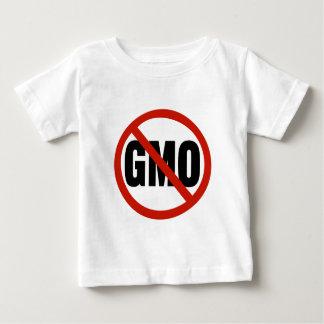 NO GMOs Anti-GMO Baby T-Shirt