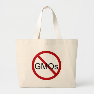 No GMOs Shopping Bag