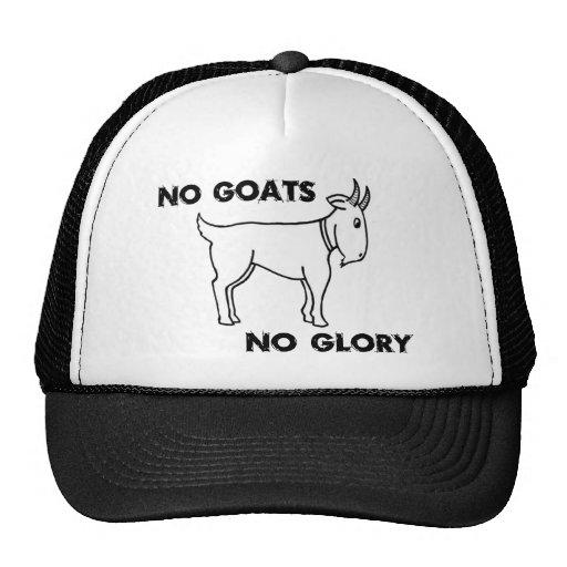 No Goats No Glory Hat