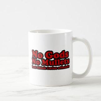 No Gods. No Mullets. Mug
