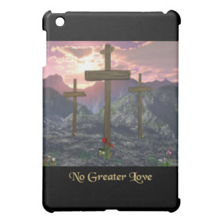no greater love calvary art case for the iPad mini