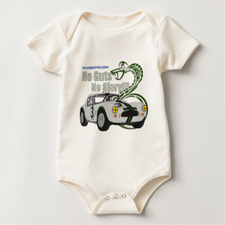 No guts No glory- cobra Baby Bodysuit