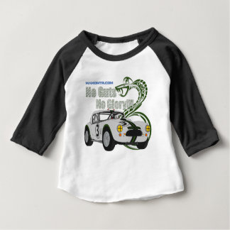No guts No glory- cobra Baby T-Shirt