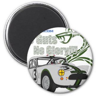 No guts No glory- cobra Magnet