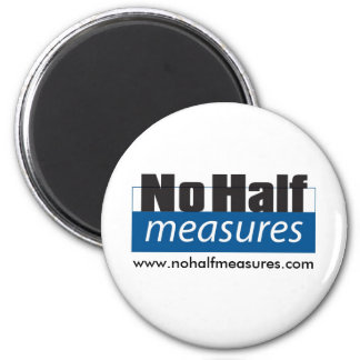 No Half Measures - Magnet