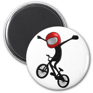 No Hander - Pocket BMX Magnet