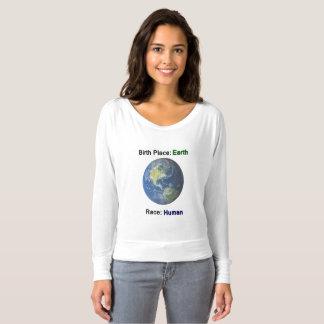 No Hate Human Race Equality Women's Shirt