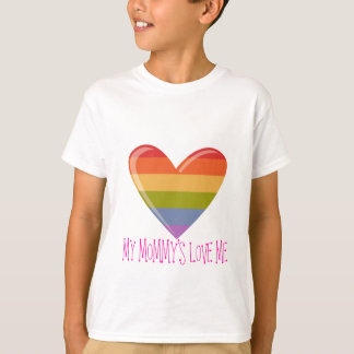 No Hate Pride Love and Proud Joy T-Shirt