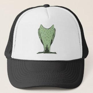 no head bird trucker hat