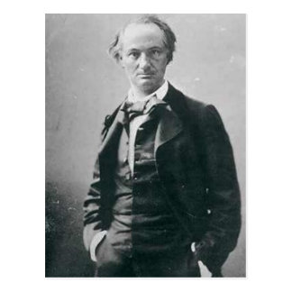 No higher resolution available. Charles_Baudelaire Postcard