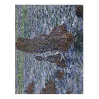 No higher resolution available. Claude_Monet_Pyram Postcard