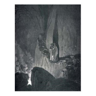 No higher resolution available. Gustave_Dore_Infer Postcard