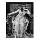 No higher resolution available. Theda-bara-cleopat Postcard