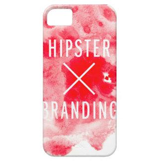 No Hipster Branding iPhone 5 Carcasas