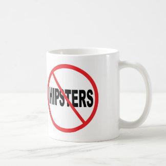 No Hipsters! Mug