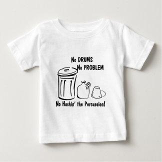 No Hushin the Percussion Tshirt