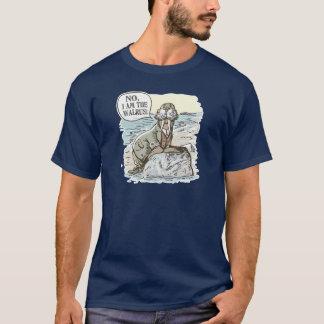 No, I am the Walrus by Mudge Studios T-Shirt