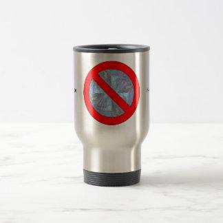 No Ice 15 Oz Stainless Steel Travel Mug