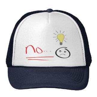 No Idea! Trucker Hats