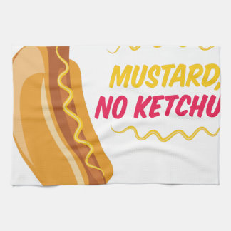 No Ketchup Tea Towel