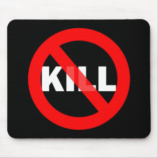 No-Kill Mouse Pad