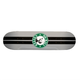 NO-KILL UNITED : LOGOSKT3065-2GB SKATEBOARD DECK