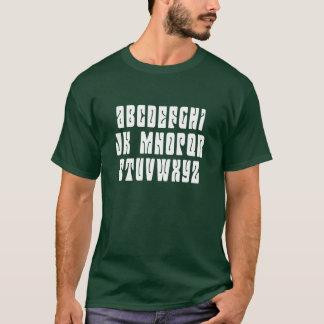"""No L """"Hidden"""" Holiday Mojo Message T-Shirt"""