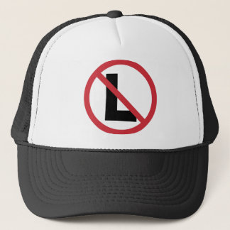 No L Trucker Hat