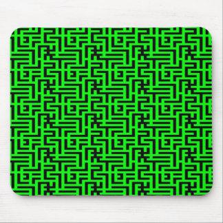 No labyrinth, No maze Mouse Pads
