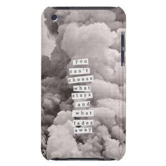 No Light No Light Lyrics Case-Mate iPod Touch Case