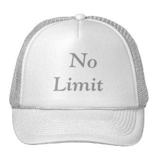 No Limit Hat