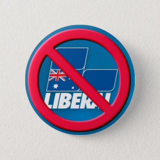No LNP 6 Cm Round Badge