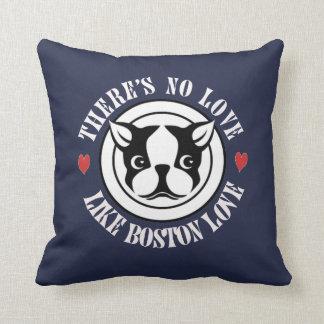 No Love Like Boston Love Cushion