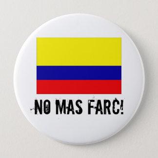 NO MAS FARC! button