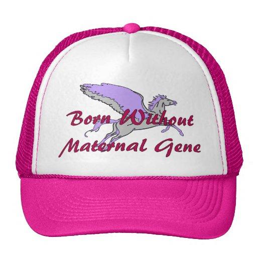 No Maternal Gene Mesh Hat