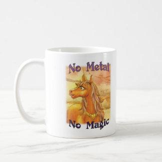 No Metal No Magic - Ghel Mug