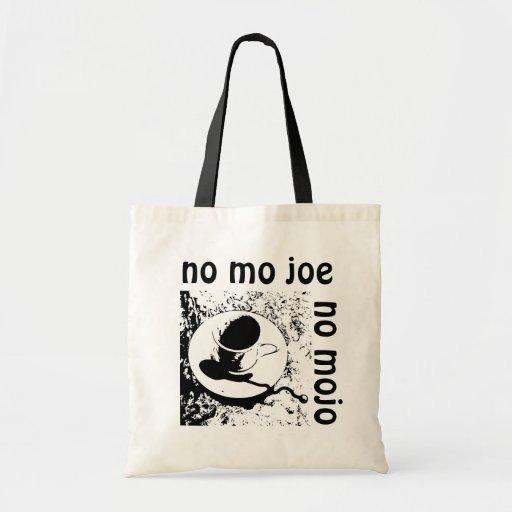 No Mojo Tote Bag