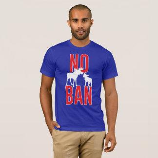 No Moose Lamb Ban T-Shirt