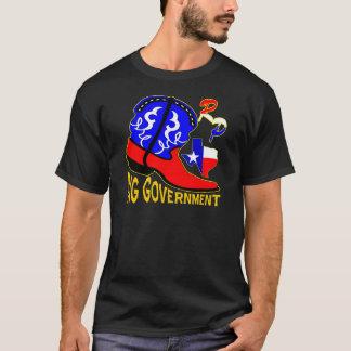 No More Big Government T-Shirt