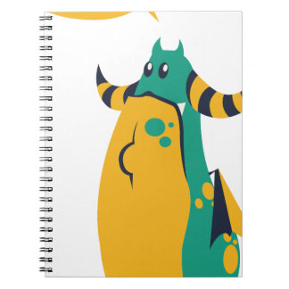 no more cookes, cookies cow design note book