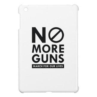 No More Guns Cover For The iPad Mini