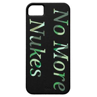 No More nukes phonecase iPhone 5 Case