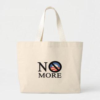No More Obama Tote Bag