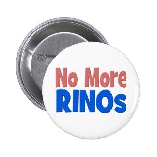 No More RINOs Button - pink