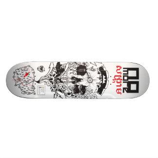 No More War Skate Board