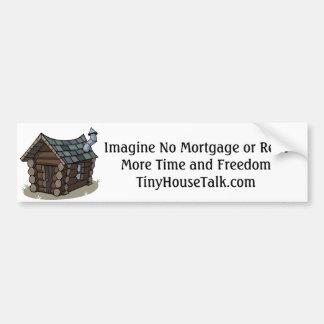 No Mortgages, More Freedom Bumper Sticker