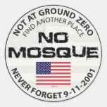 No Mosque At Ground Zero
